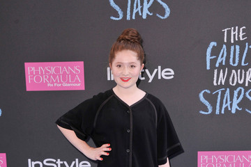 Emma Kenney 'The Fault in Our Stars' Premieres in NYC