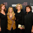 Emma Pildes Premiere Of HBO's 'Jane Fonda In Five Acts' - Red Carpet