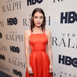 Emma Roberts Premiere Of HBO Documentary Film 'Very Ralph' - Red Carpet