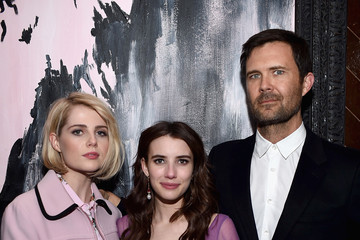 Emma Roberts A24 and DirecTV With the Cinema Society Host a Screening of 'The Blackcoat's Daughter' - After Party
