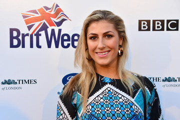 Emma Slater Arrivals at the BritWeek Launch Party
