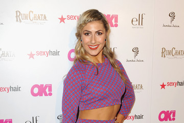 Emma Slater Arrivals at OK Magazine's So Sexy L.A. Event