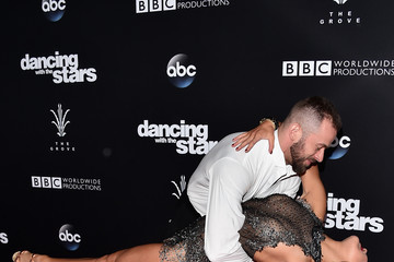 Emma Slater ABC's 'Dancing With The Stars' Season 23 Finale - Arrivals