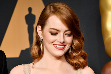 Emma Stone 89th Annual Academy Awards - Press Room