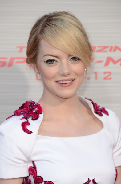 "Emma Stone - Premiere Of Columbia Pictures' ""The Amazing Spider-Man"" - Arrivals"