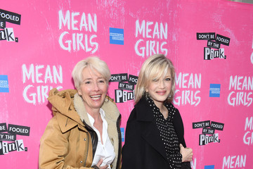 Emma Thompson 'Mean Girls' Broadway Opening Night