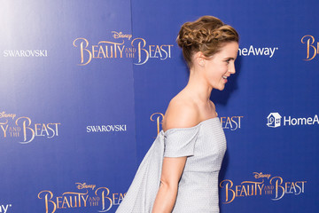 Emma Watson 'Beauty and the Beast' - UK Launch Event at Odeon Leicester Square - Red Carpet Arrivals