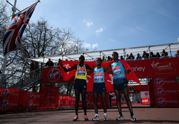 Virgin London Marathon 2013 []