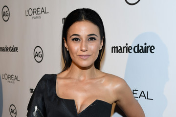 Emmanuelle Chriqui Marie Claire's Image Maker Awards 2017 - Red Carpet