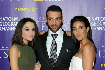 """Emmanuelle Chriqui Red Carpet Event And World Premiere Of National Geographic Channel's """"Killing Jesus"""""""