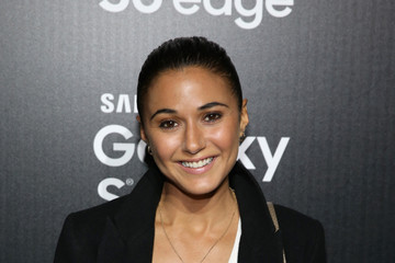 Emmanuelle Chriqui Samsung Launches The Galaxy S 6 With Special Guests In Los Angeles