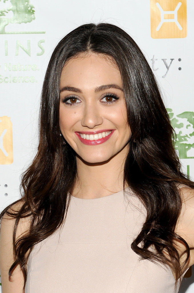 Emmy Rossum's Secret to Amazing Skin—Plus Her Hidden Beauty Talent