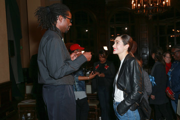 Emmy Rossum Stories From The Front Line Charity Program