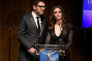 Emmy Rossum The 68th Annual Writers Guild Awards
