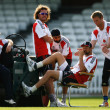 Andrew Flintoff and Monty Panesar Photos