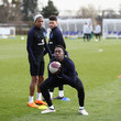 Alex Oxlade-Chamberlain and Danny Welbeck