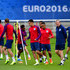 Roy Hodgson Photos - Roy Hodgson, Manager of England looks on as his players warm up during a training session ahead of the UEFA Euro 2016 match against Slovakia at Stade du Bourgognes on June 19, 2016 in Chantilly, France. - Roy Hodgson Photos - 601 of 3981