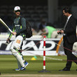 Ricky Ponting and Michael Clarke