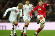 Wayne Rooney Hossam Ghaly Photos Photo