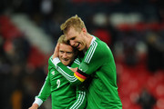 Per Mertesacker Andre Schuerrle Photos Photo