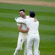 James Anderson and Jonny Bairstow