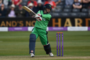 William Porterfield of Ireland bats during the Royal London One Day International between England and Ireland at The Brightside Ground on May 5, 2017 in Bristol, England.