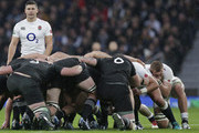 Ben Youngs of England during the Quilter International match between England and New Zealand at Twickenham Stadium on November 10, 2018 in London, United Kingdom.
