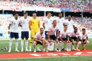 rng pose prior to the 2018 FIFA World Cup Russia group G match between England and Panama at Nizhny Novgorod Stadium on June 24, 2018 in Nizhny Novgorod, Russia.