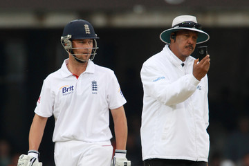 Billy Doctrove England v Sri Lanka: 2nd npower Test - Day Four