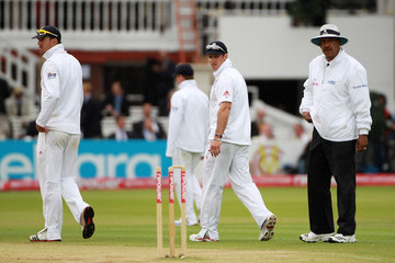 Billy Doctrove England v Sri Lanka: 2nd npower Test - Day Three