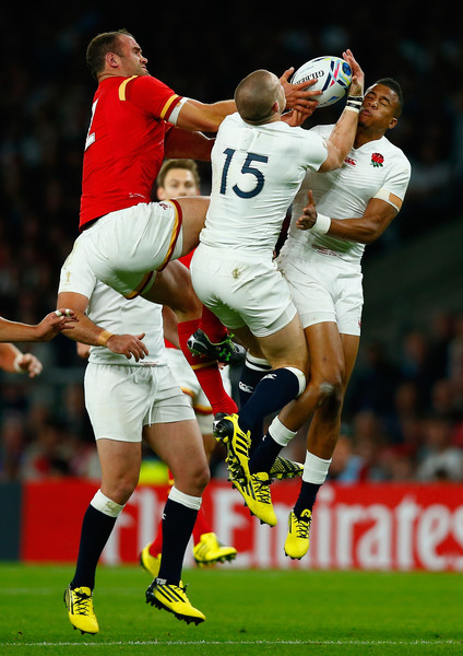 Pictures - England v Wales - Group A: Rugby World Cup 2015 - Zimbio ...