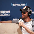 Enrique Iglesias SiriusXM's 'The Morning Mash Up' Broadcasts Backstage Leading Up To The Billboard Music Awards