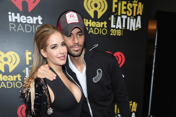Enrique Iglesias iHeartRadio Fiesta Latina - Red Carpet