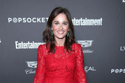 Robin Tunney attends Entertainment Weekly Celebrates Screen Actors Guild Award Nominees sponsored by L'Oreal Paris, Cadillac, And PopSockets at Chateau Marmont on January 26, 2019 in Los Angeles, California.