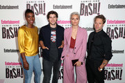 Ann Ogbomo, Cameron Cuffe, Wallis Day and Shaun Sipos attend Entertainment Weekly's Comic-Con Bash held at FLOAT, Hard Rock Hotel San Diego on July 21, 2018 in San Diego, California sponsored by HBO