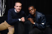 William Jackson Harper and Marc Evan Jackson Photos Photo