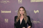 Camilla Luddington attends the 2018 Pre-Emmy Party hosted by Entertainment Weekly and L'Oreal Paris at Sunset Tower on September 15, 2018 in Los Angeles, California.