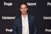 Matt Lanter attends the Entertainment Weekly and PEOPLE Upfronts party presented by Netflix and Terra Chips at Second Floor on May 15, 2017 in New York City.
