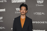 John Cho attends the Entertainment Weekly Pre-SAG Party at Chateau Marmont on January 26, 2019 in Los Angeles, California.
