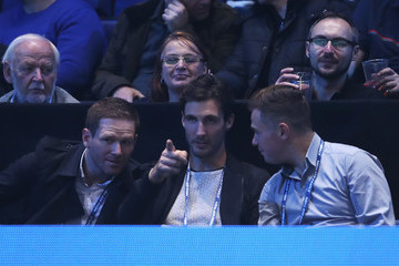 Eoin Morgan Day Six - Nitto ATP World Tour Finals