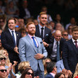 Eoin Morgan Day Six: The Championships - Wimbledon 2019