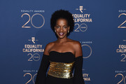 Kelsey Scott arrives at the Equality California Los Angeles Equality Awards 20th Anniversary event at JW Marriott Los Angeles at L.A. LIVE on September 28, 2019 in Los Angeles, California.