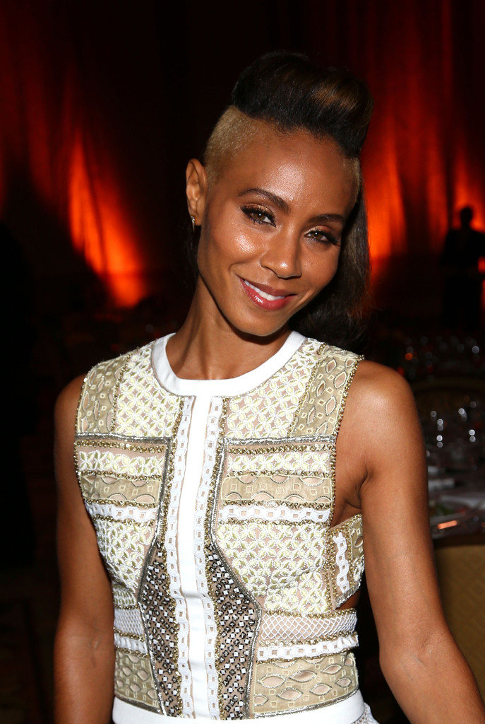 "Actress Jada Pinkett Smith attends Equality Now presents ""Make Equality Reality"" at Montage Hotel on November 4, 2013 in Los Angeles, California."