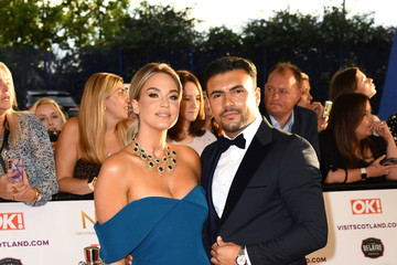 Ercan Ramadan National Television Awards 2021 - Red Carpet Arrivals