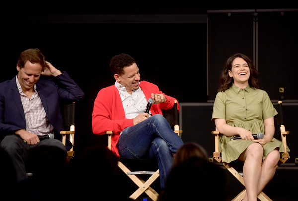 Adult Animation Q&A And Reception [netflix adult animation,event,performance,youth,drama,conversation,heater,talent show,stage,interaction,performing arts,nat faxon,eric andre,abbi jacobson,adult animation q a,q a,california,hollywood,reception]