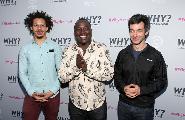 Comedy Central's 'Why? With Hannibal Buress' Premiere Event