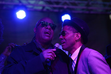 Eric Benet City of Los Angeles Memorial Tribute of Prince Rogers Nelson