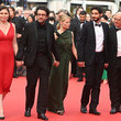 Eric Caravaca 'Invisible Demons' Red Carpet - The 74th Annual Cannes Film Festival
