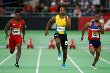Eric Cray IAAF World Indoor Championships - Day 2