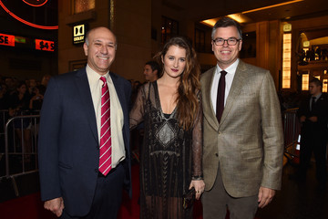 Eric D'Arbeloff 'The Homesman' Screening in Hollywood — Part 3
